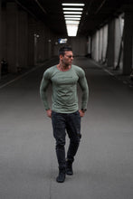 "Mens Long Sleeve T-shirt ""Originals"" MD954"