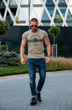 "Men's T-shirt ""Excellence"" MD959"
