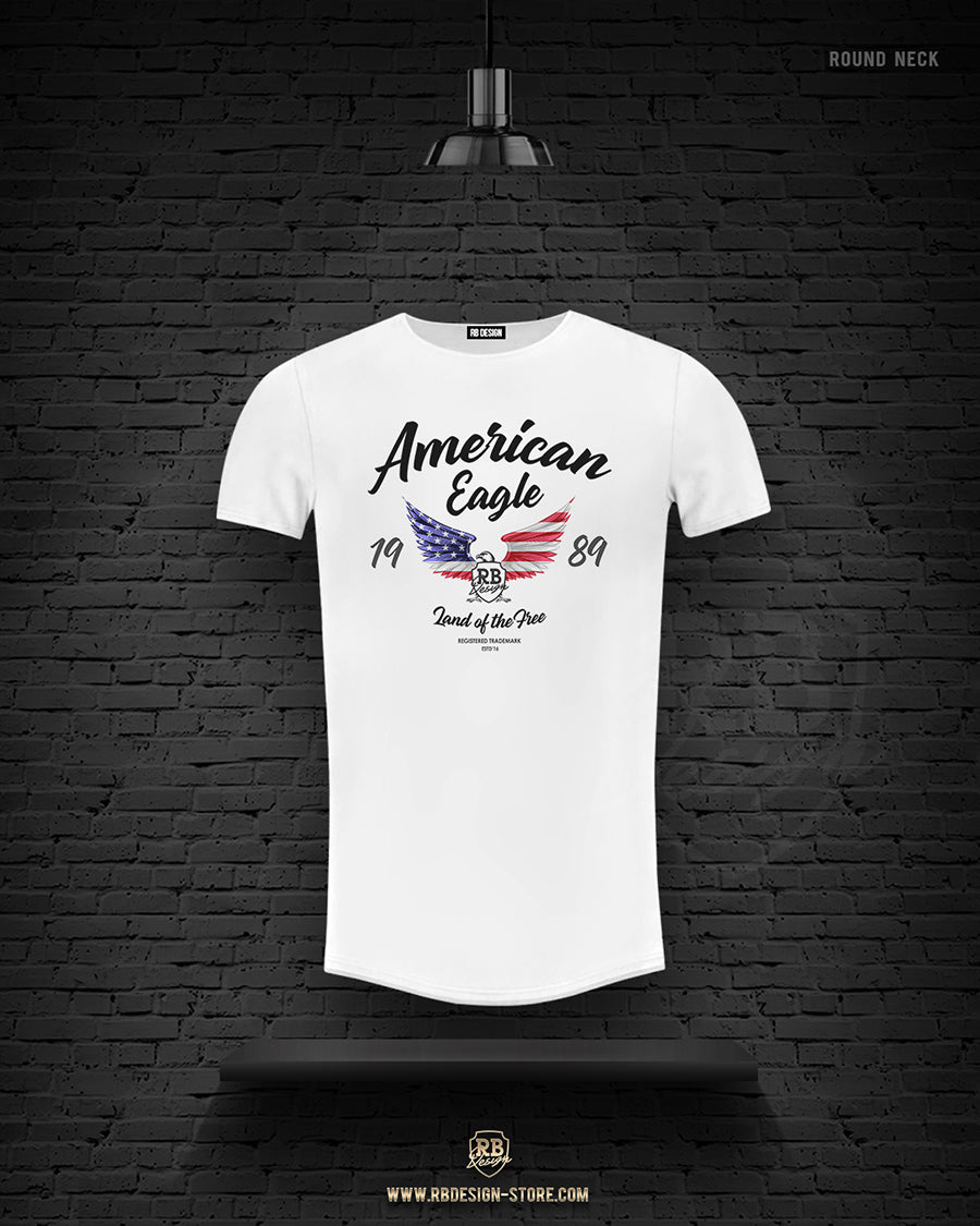 Mens T-shirt American Eagle MD960