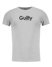 "Stylish Men's T-shirt ""Guilty"" MD964"