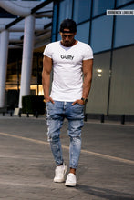 "Mens T-shirt ""Guilty"" MD964"