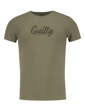 "Men's T-shirt ""Guilty"" MD965"