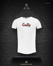 "Мen's T-shirt ""Guilty"" MD965"