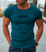 "Мen's T-shirt ""DEDICATED"" MD972"