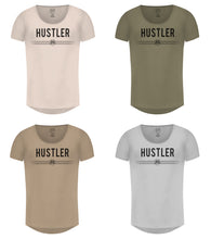 Men's T-shirt HUSTLER MD975