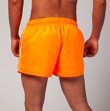 Mens Swimming Shorts Orange BW01O