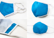 Pack 5 Adjustable Anti Dust Face Mask Reusable Washable Mask  - Color option
