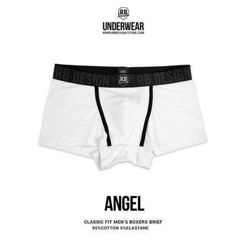 white boxer briefs premium quality rb design