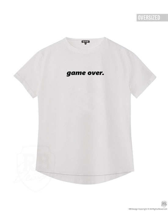 Copy of Game Over Women's T-shirt