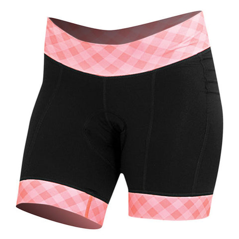 GINGHAM ULTIMO SHORT