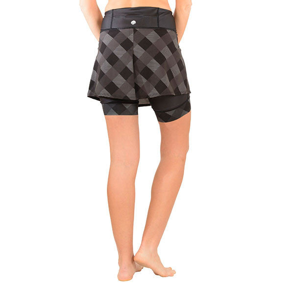 c86ba21b7 Gingham Fender Skort-FINAL SALE