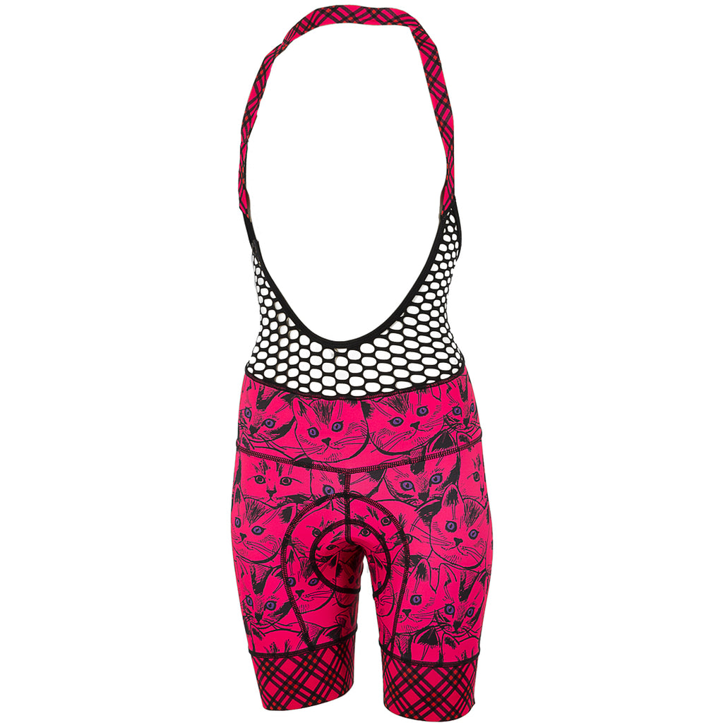 Smitten Kitten Petunia Bib Short-FINAL SALE*