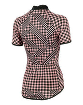 AVANT GINGHAM BELLISSIMA JERSEY- FINAL SALE*
