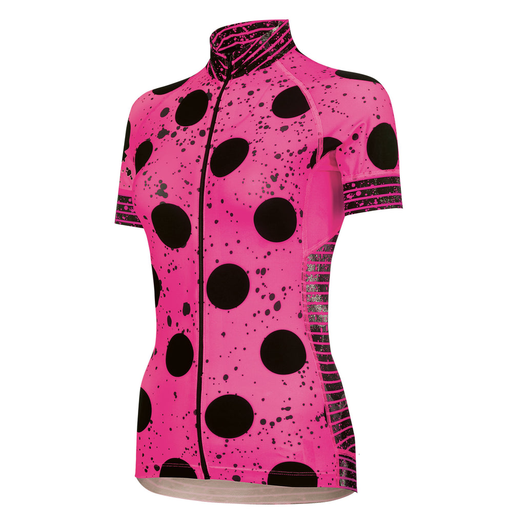 Spray Dots Divine Jersey