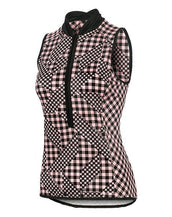 AVANT GINGHAM SLEEVELESS BELLISSIMA JERSEY- FINAL SALE