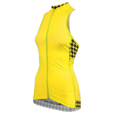 DIVINE SOLID SLEEVELESS
