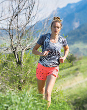 WILDEBEEST WILDWEST STYLE RUNNING SHORT-FINAL SALE*