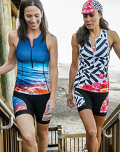 KLEO BLOOM RACEGEAR TRI SHORT- FINAL SALE*