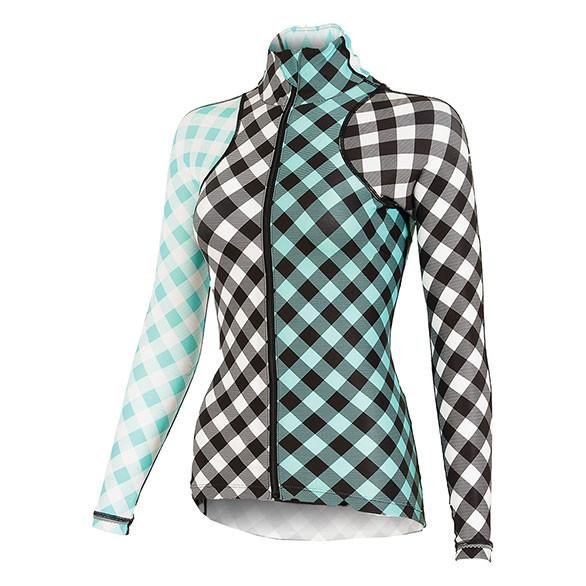 GINGHAM VIRTUE JERSEY