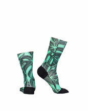 Banana Leaf Short Socks