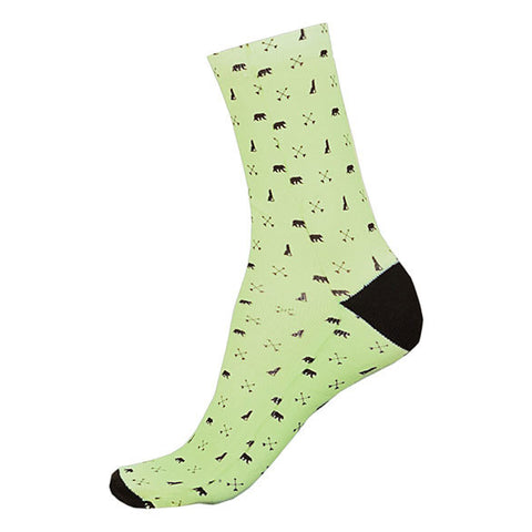 WILD WEST SHORT SOCKS