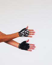 Puppies Short Finger Gloves