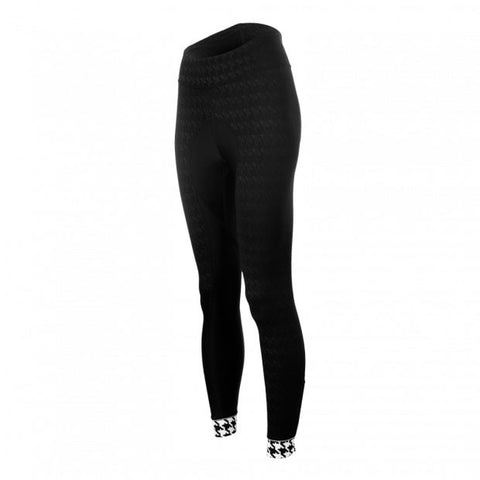 ENVY HOUNDSTOOTH CYCLING LEGGING
