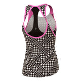 ENTWINE GINGHAM 2 IN 1 TANK