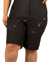 Janet Fade Dirty Beest MTB PLUS Short