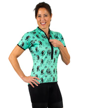 Happy Trails Bellissima Jersey PLUS