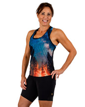 Summer Nights Burn Tank