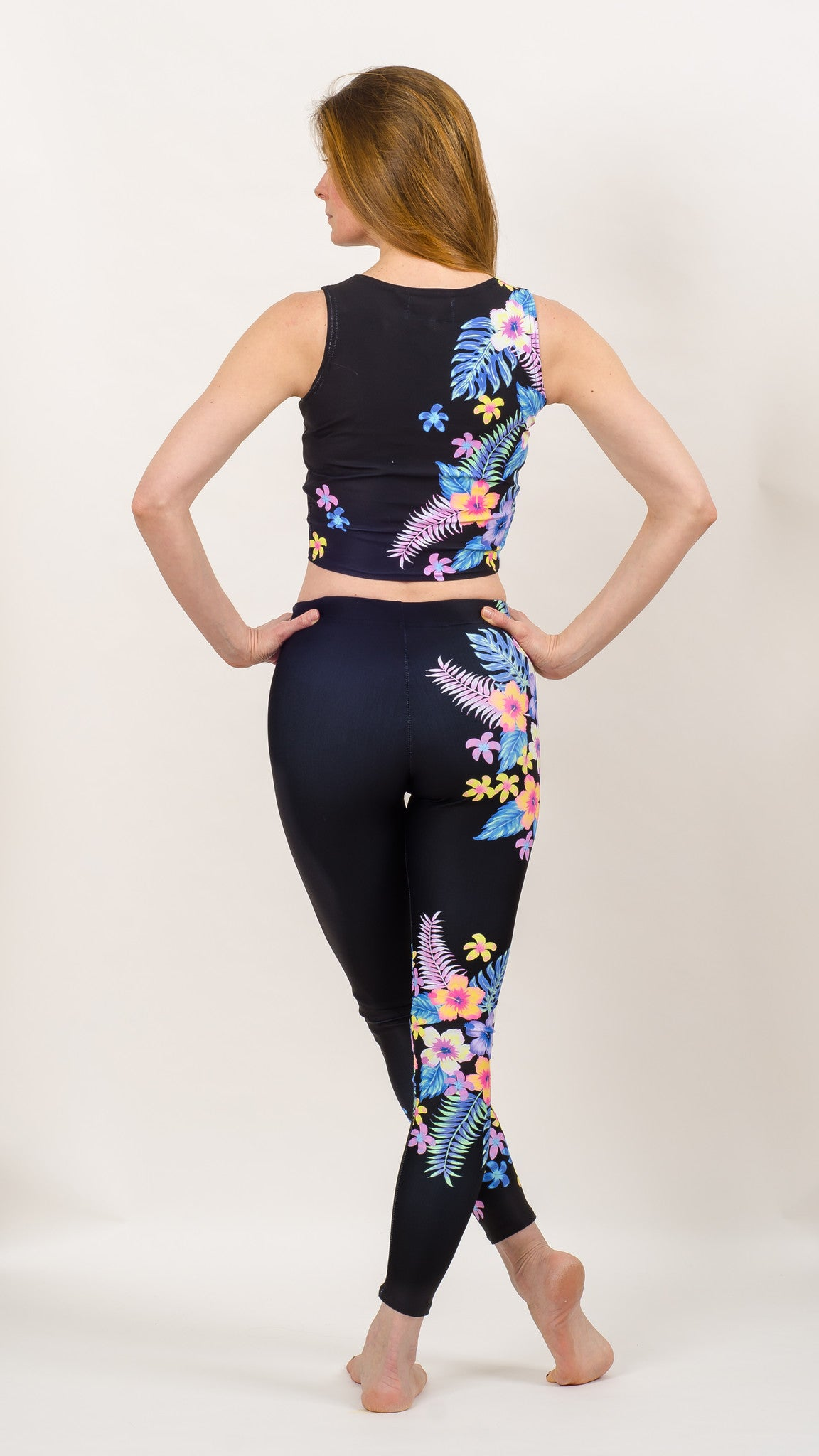 Crop Tanks - leggings