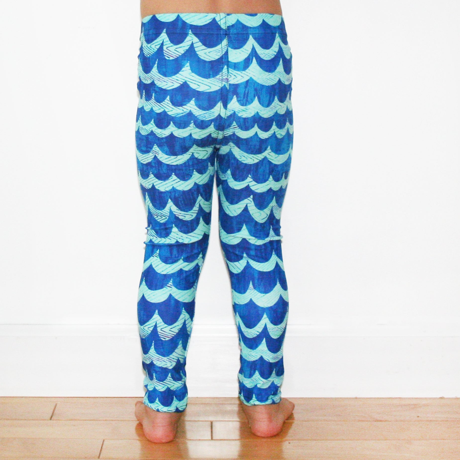 Waves Kid Legging