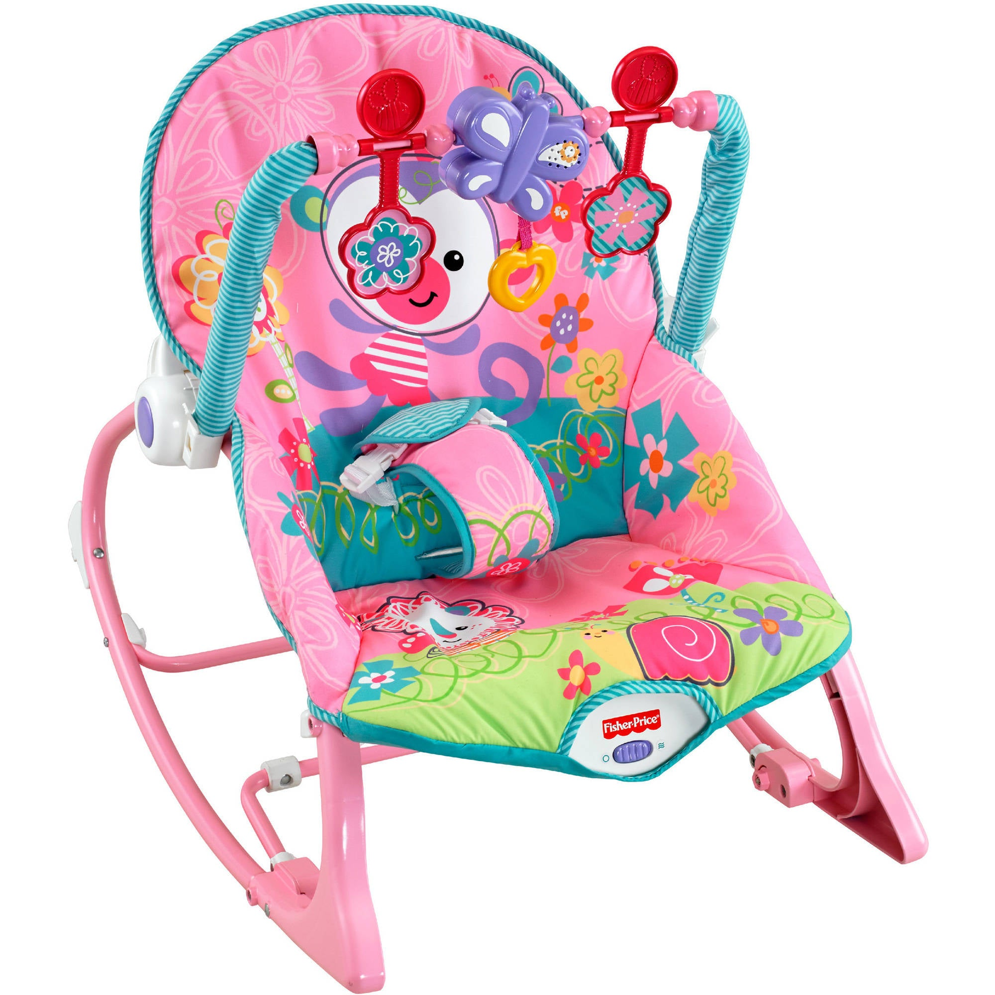 Fine Fisher Price Infant To Toddler Rocker Bouncer Machost Co Dining Chair Design Ideas Machostcouk