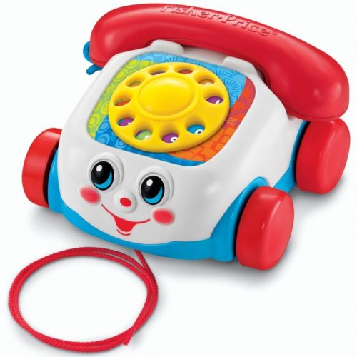 Fisher Price Brilliant Basics Pull Along  Phone