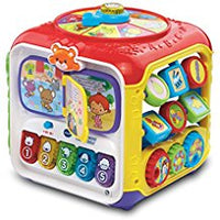 VTech® Sort & Discover Activity Cube