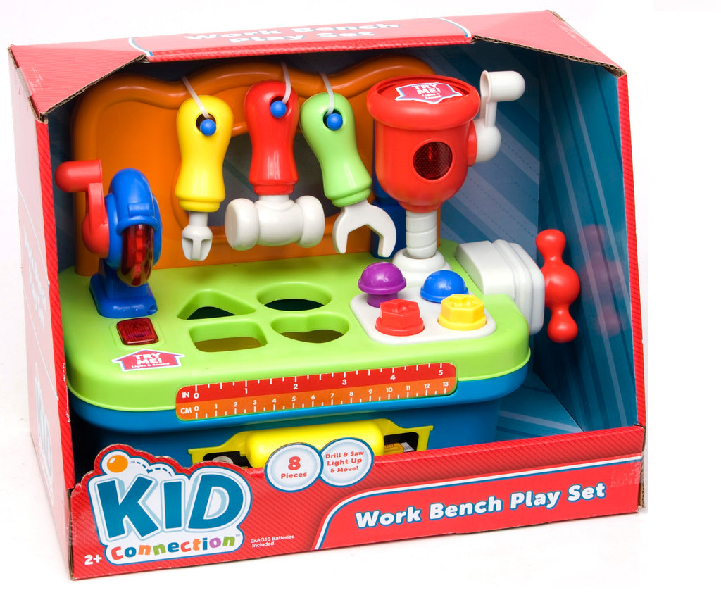 Kid Connection Work Bench Play Set