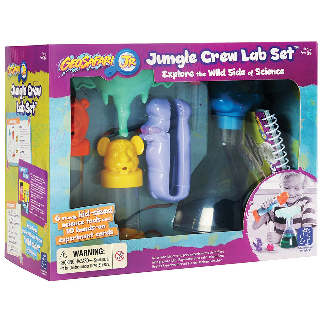 Geo Safari Crew Lab Set