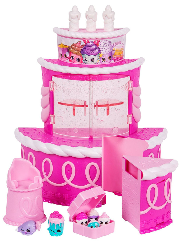 Shopkins Join the Party Playset Birthday Cake Surprise