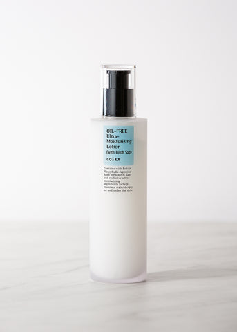 Oil-Free Ultra-Moisturizing Lotion