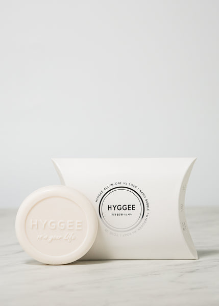 hyggee all in one h2 soap