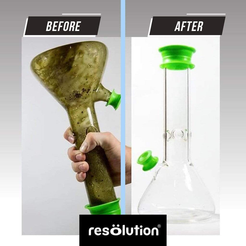 Bong Cleaning Solution