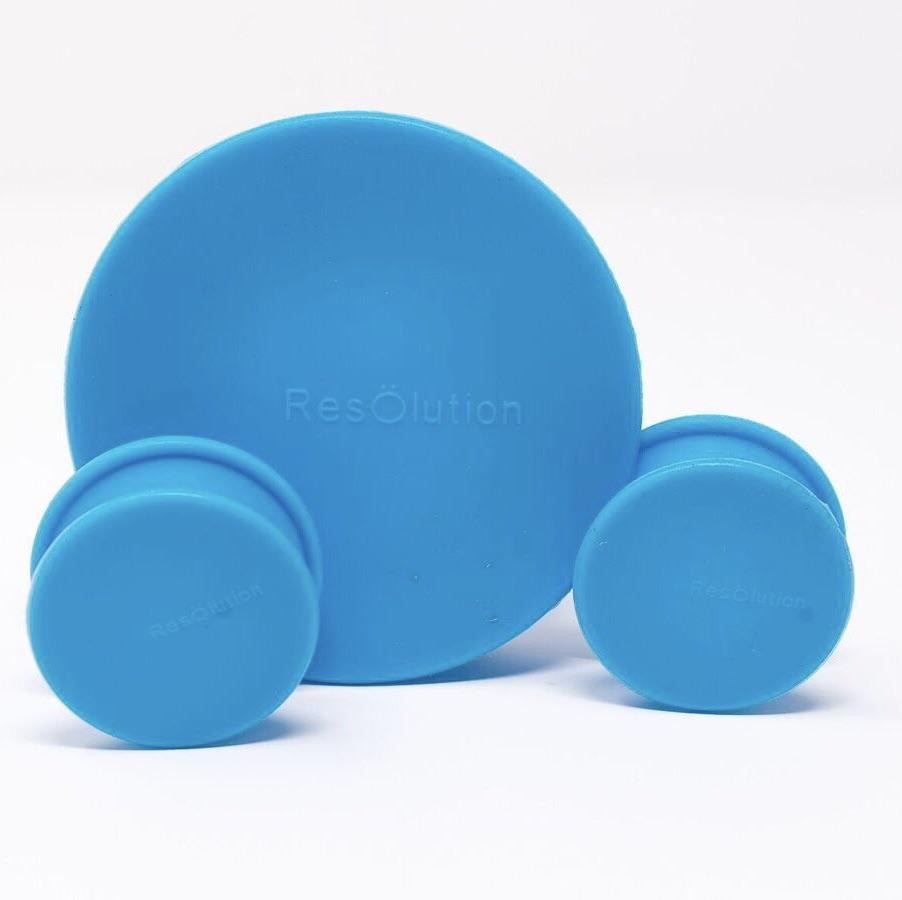 RES CAPS® Bong Cleaning Caps - Blue