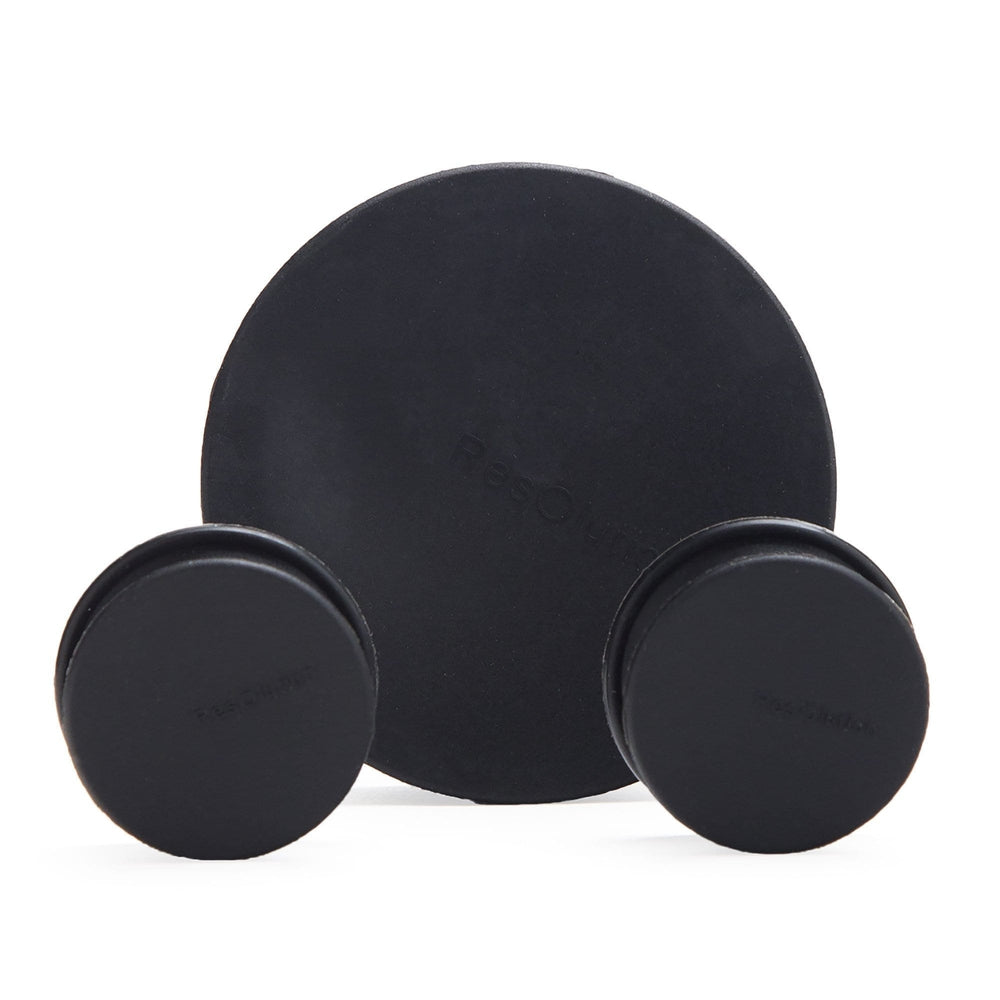 RES CAPS® Bong Cleaning Caps - Black