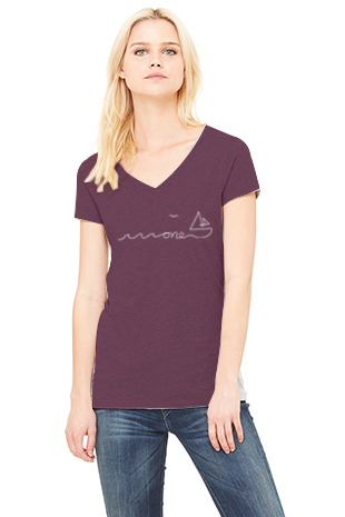 The Skipper Women's V-neck