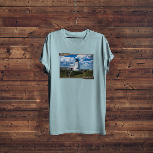 Gurnet Lighthouse Tee