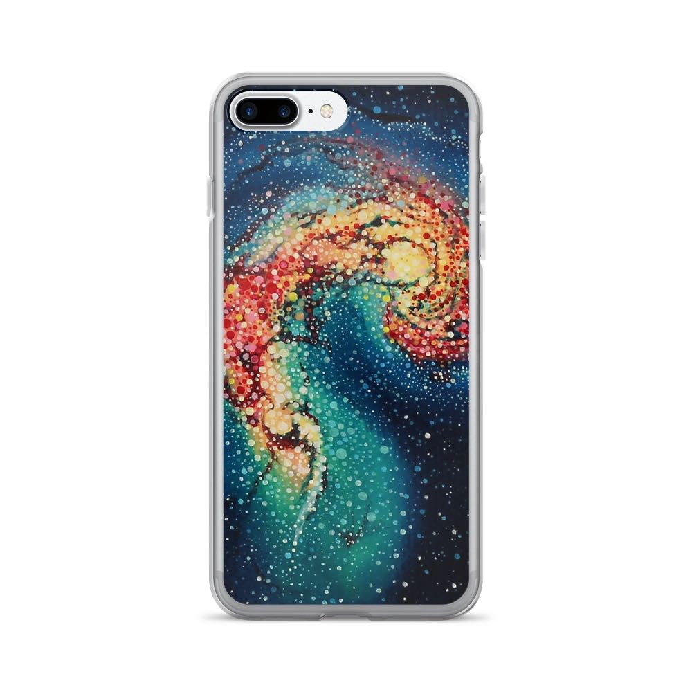 iPhone 7 Plus, 8 Plus Case - Galaxy No. 12