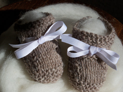 Babies Breath Booties Pattern ~ $5 Postage Paid