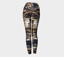 FIRE N ICE Yoga Pants/ Trilogy