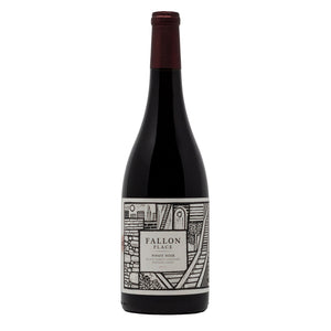 Fallon Place 2017 Sonoma Coast Black Family Vineyard Pinot Noir